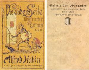 """""""Alfred Kubins"""" Roman """"Die andere Seite"""""""