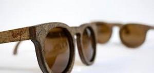 Sonnenbrille aus Hanf