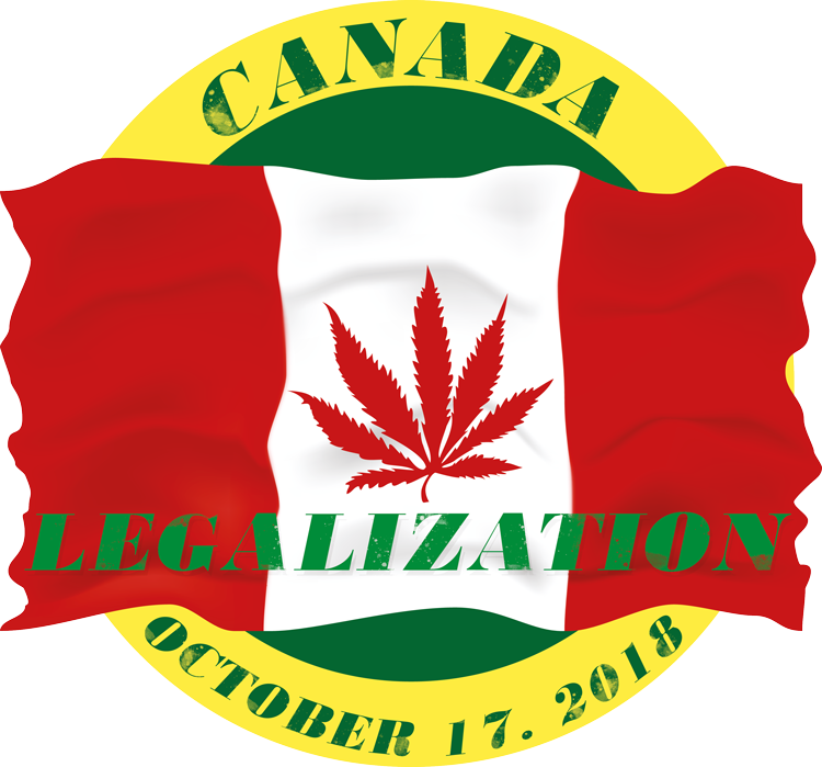 Cannabis legal in Kanada