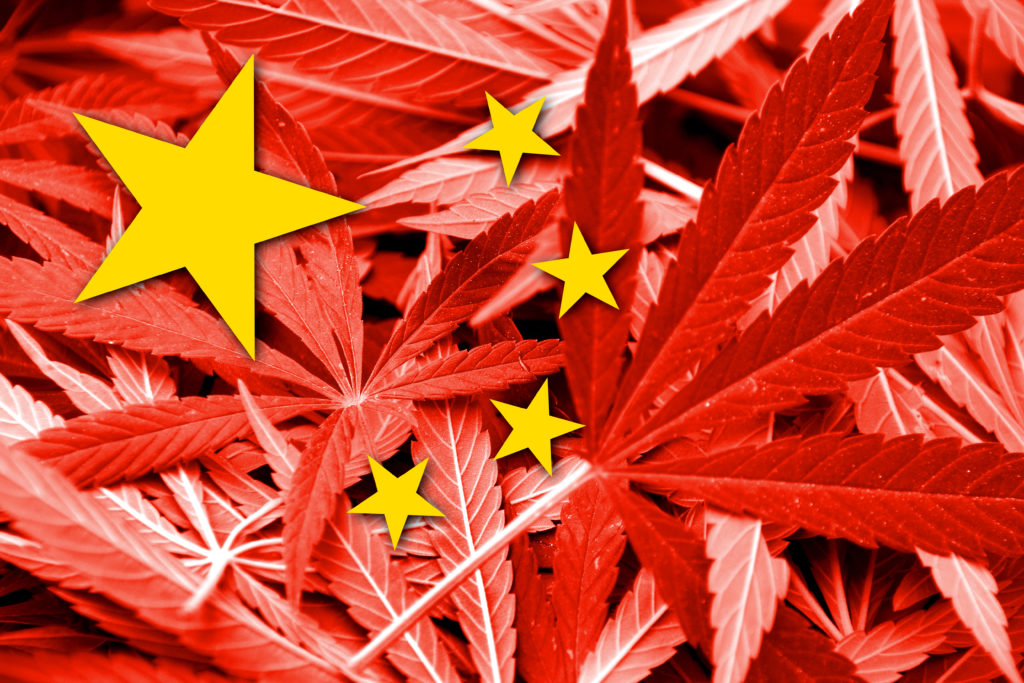 Cannabis China